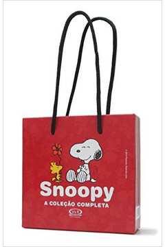 Box Snoopy a Colecao Completa
