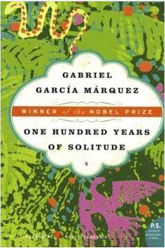 One Hundred Years of Solitude - Livro
