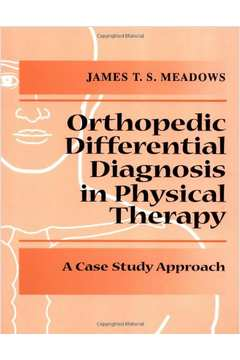 Orthopedic differential diagnosis in physical therapy