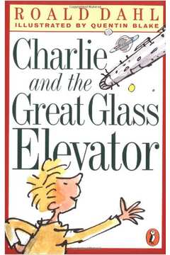 Charlie and the Great Glass Elevator Idioma Ingles