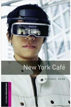 New York Café - Oxford Bookworms Starter