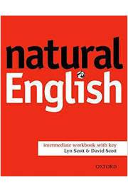 NATURAL ENGLISH INTERMEDIATE WB WITH KEY
