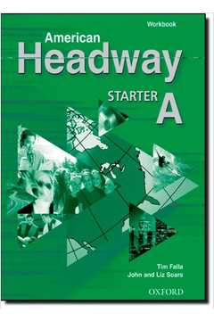 Busca liz and john soars american headway 3 estante virtual american headway starter wb a 1st edition fandeluxe Choice Image