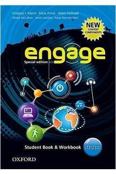 Engage Starter  Student Book e Workbook