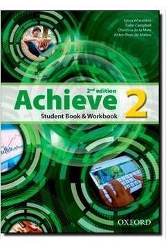 Achieve 2 Student Book & Workbook