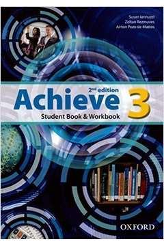 Achieve 3 - Students Book & Workbook