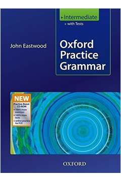 OXFORD PRACTICE GRAMMAR - NEW EDITION - NOW WITH TESTS
