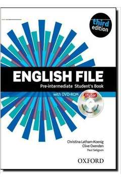 English File Third Edition Intermediate Students Book With Itutor