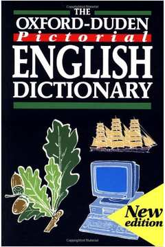 The Oxford-duden Pictorial English Dictionary (new Edition)