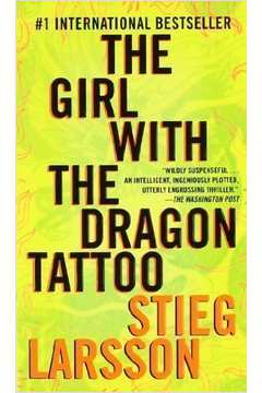 The Girl With The Dragon Tattoo - Edição de Bolso