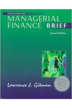 Princípios de Administração Financeira Essencial (com Cd-room)