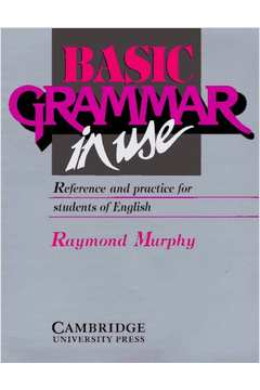 Grammar In Use Reference And Practice For Intermediate Students