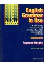 English Grammar In Use (azul / With Answers): a Self-study Reference And Practice Book For Intermediate Students