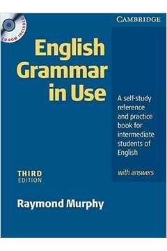 English Grammar In Use: With Answers (third Edition / Sem Cd)