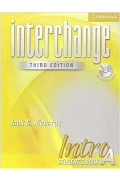 Interchange Third Edition - Intro Students Book