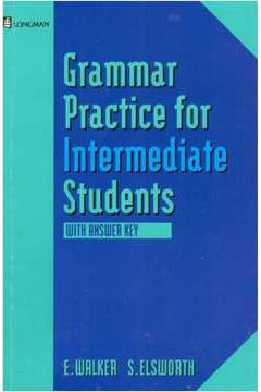 Grammar Practice For Intermediate Students