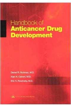 Handbook Of Anticancer Drug Development