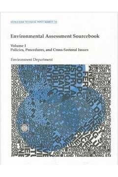 Environmental Assessment Sourcebook Vol II de International Bank For Reconstruction and Developm pela World Bank (1991)