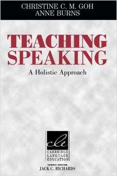 Teaching Speaking Pb
