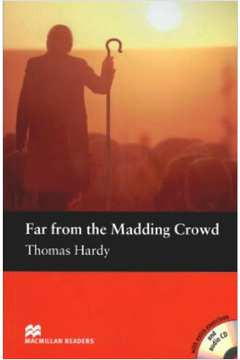 FAR FROM THE MADDING CROWD WITH CD (2)