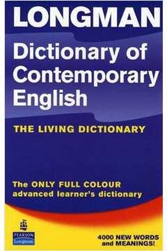 Longman Dictionary of Contemporary English the Living Dictionary