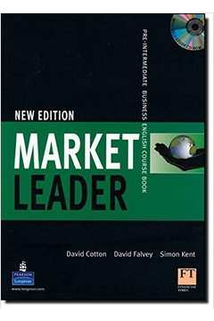 Market Leader Business English Course Book