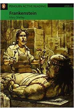 Frankenstein - Penguin Active Reading - Level 3 - em Inglês - com CD