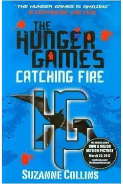 The Hunger Games - Catching Fire - Em Inglês