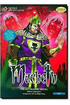 Classical Comics - Macbeth - Text Mais Audio Cd