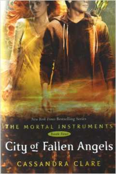 City Of Fallen Angels (the Mortal Instruments)