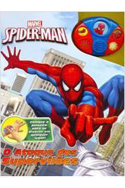 Marvel Spiderman o Ataque dos Superviloes