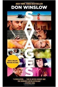 Savages - Capa do Filme