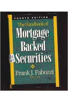Handbook of Mortgage Backed Securities
