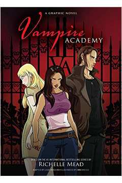 Vampire Academy - a Graphic Novel
