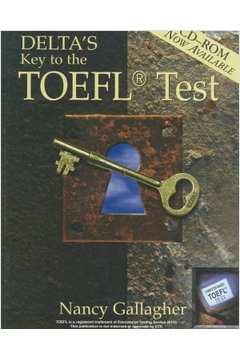Delta Toefl Book