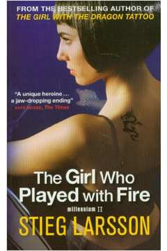 The Girl Who Played With Fire - Millennium 2 - Edição de Bolso