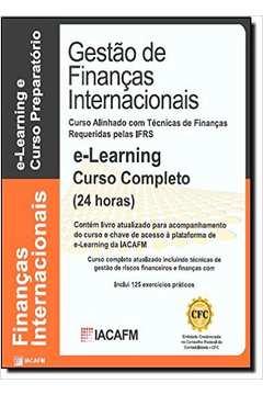 Livro + E - Learning: Gestão de Finanças Internacionais