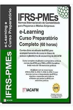 Livro Mais E - Learning: I F R S - P M E s - Pequenas e Médias Empresas