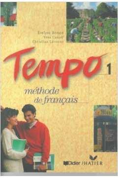 Tempo 1 - Méthode de Français