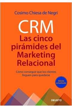 CRM: Las 5 pirámides del marketing relacional - Cómo conseguir que los clientes lleguen para quedarse