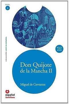 Don Quijote de La Mancha ii + sem Cd