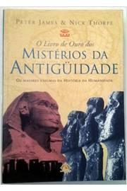 O Livro de Ouro dos Mistérios da Antiguidade