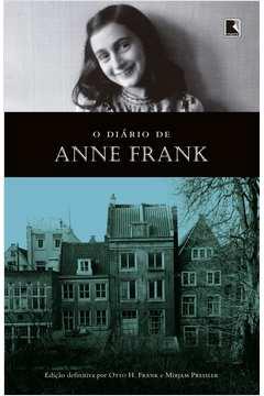 O Diário de Anne Frank - Edição Definitiva (novo)