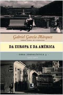 Da Europa e da América obra jornalística 3 1955 - 1960