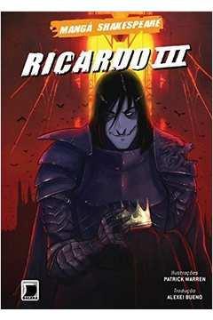 RICARDO III - MANGA SHAKESPEARE