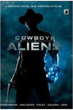 Cowboys Aliens Graphic Novel