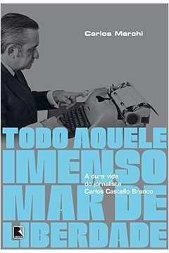 TODO AQUELE IMENSO MAR DE LIBERDADE