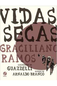 VIDAS SECAS - GRAPHIC NOVEL - GALERA