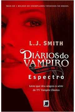 Espectro (diários do Vampiro - Caçadores Vol. 1)