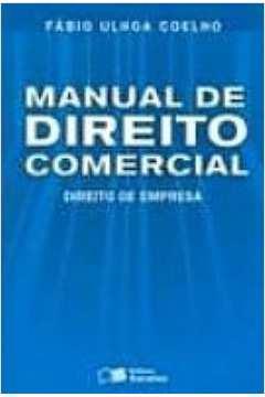 Manual de Direito Comercial 23a Edição